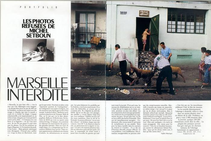 Marseille 30 années perdues…