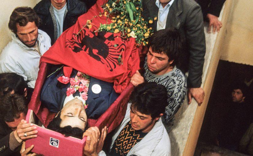 Albanie XI : Artan Broci, une douleur intacte.