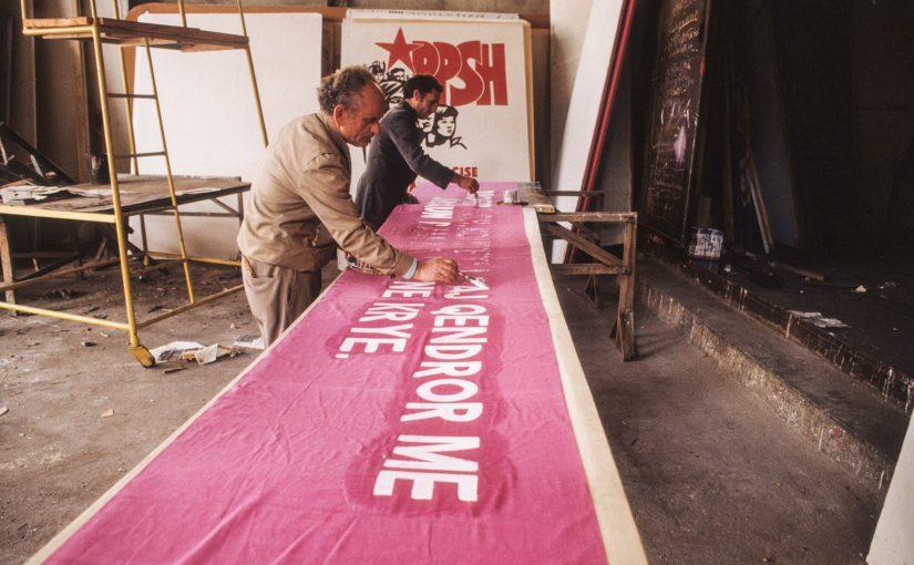 Albanie X suite : «L'art au service du dictateur»…