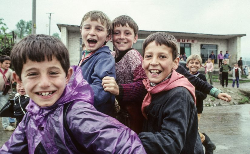 Albanie XVIII : « les quatre cents coups »